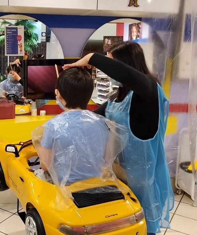 Photo by Sparky's Kutz For Kidz in Coquitlam, British Columbia. Image may contain: 1 person, standing. We love seeing all of our amazing clients! Call to make your back-to-school haircut appointment! Coquitlam Sparkys: 604-945-1973 North Van Sparkys: 604-990-4900