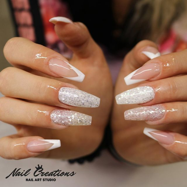 Photo by Nail Creations - NailArtStudio in Nail creations - Skopje.