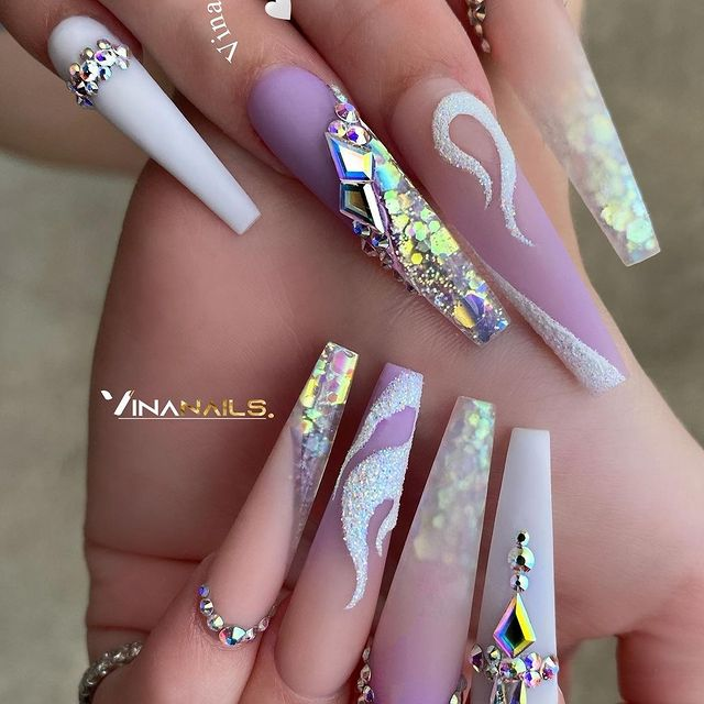 Photo by SXC Cosmetics Nails on March 23, 2021.