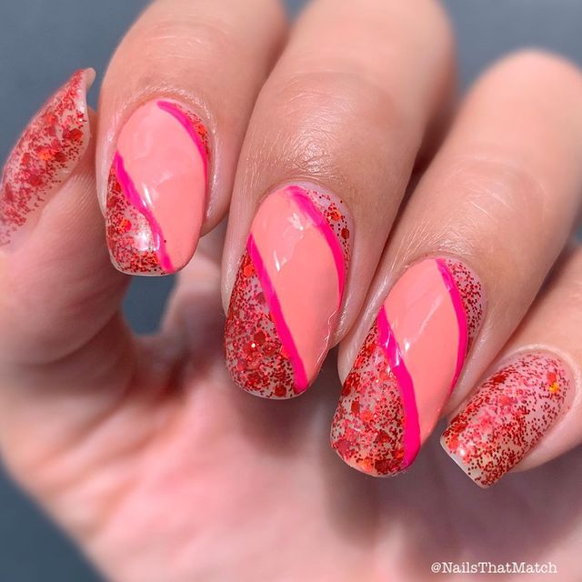 Photo shared by Patricia Swatches + Nail Art on April 02, 2021 tagging @rossinailsofficial.