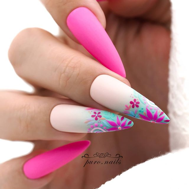 Photo shared by simply the best on April 09, 2021 tagging @nailsmagazine, @eclair_nails, @nailitmag, @nailpromagazine, @scratchmagazine, @pazurki_official, @nailstrendymagazine, and @polskiepaznokcie. May be a closeup.