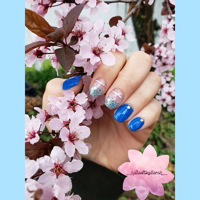 Photo by Nails By Sarah on April 09, 2021. May be a closeup of flower.