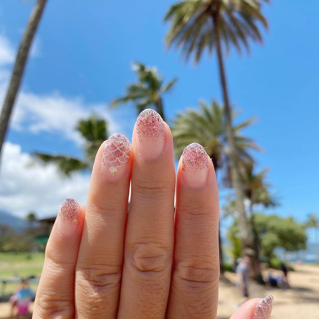 Photo by Hawaii 自宅 ネイルサロン in Ewa Beach, Hawaii. May be an image of palm trees and outdoors.