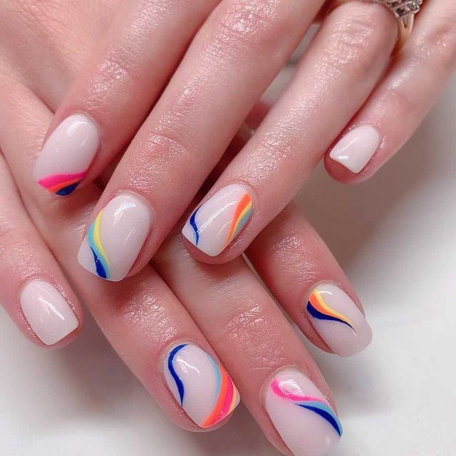 Photo by J And L Creative Nails on April 15, 2021.