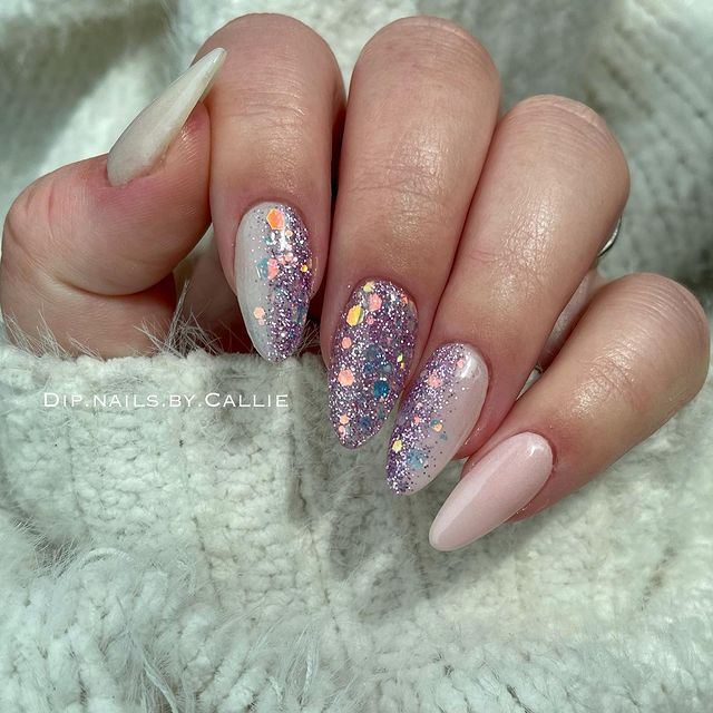 Photo shared by Callie Hager on April 17, 2021 tagging @nailsmagazine, @nailitmag, @nailpromagazine, @scratchmagazine, @bonafidebeauty_czech, @doubledipnails, and @cuticlesbyclaire. May be a closeup.