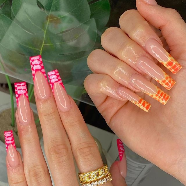 Photo shared by Claw Addicts on April 19, 2021 tagging @jiggynailz.