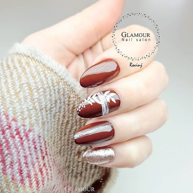 Photo by Glamour nail salon Rovinj in Rovinj. May be an image of text that says 'GLAMOUR Nail salon Rovini GLAMOUR Nails salon'.