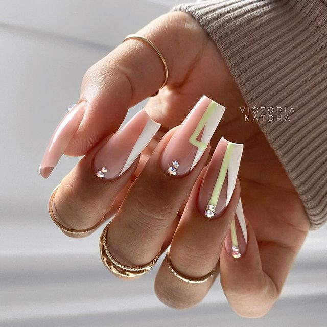 Photo shared by Victoria Natdha   Nail Artist on April 29, 2021 tagging @nailsmagazine, @nailitmag, @nailpromagazine, @semilac_se, @victorianatdha, @semilac, @akademia.semilac, @nailtechsworldwide, @nailartistsworldwide, @thosefancynails, @nailsartoftheday, @_worldwidenails, and @bestcoffinnails. May be an image of text that says 'VICTORIA NATDHA'.
