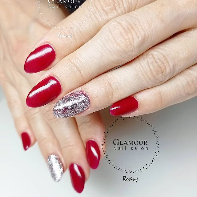 Photo by Glamour nail salon Rovinj on April 29, 2021. May be a closeup of text that says 'GLAMOUR Nail salon Rovini GLAMOUR Nail salon Rovini'.