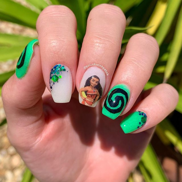 Photo shared by Dip Nails by Sara Patch on May 01, 2021 tagging @revelnail, and @cndesignerdips.