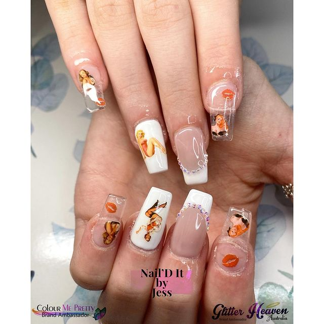Photo shared by Nail'd It by Jess on May 03, 2021 tagging @colourmeprettygelpolish.