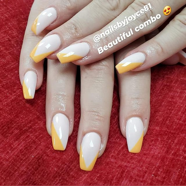 Photo by Joyce Nguyen in Newport Beach Flora with @nailsbyjoyce81. May be an image of text that says 'combo Beautiful @nailsbyjoyce81 S و''.