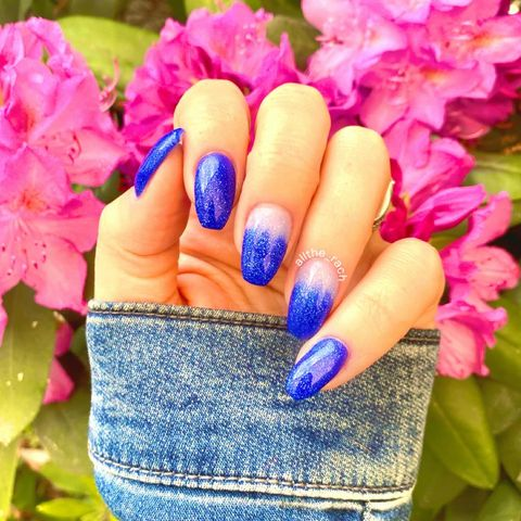 Photo shared by Nails & Pretty Things on May 19, 2021 tagging @doubledipnails. May be an image of flower.