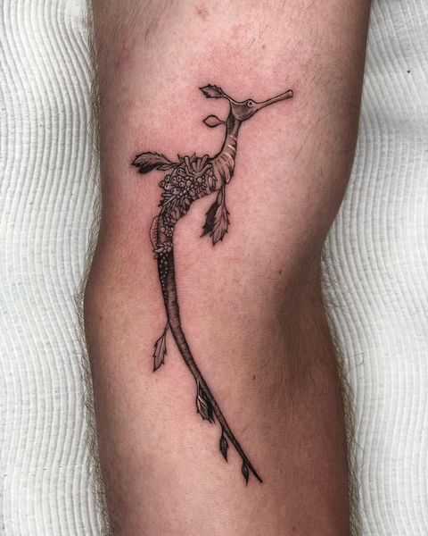 Photo shared by Nick Moore on May 25, 2021 tagging @jakmaw, @surfninkmiamione, and @need.moore_ink. May be an image of one or more people and tattoo.