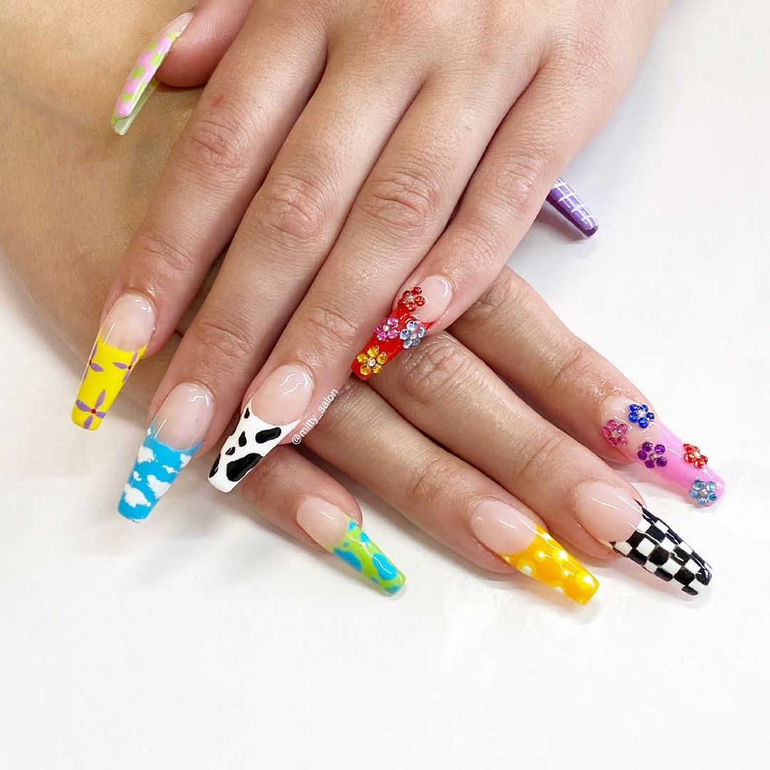 Mitty Gel Me Nail Extension System